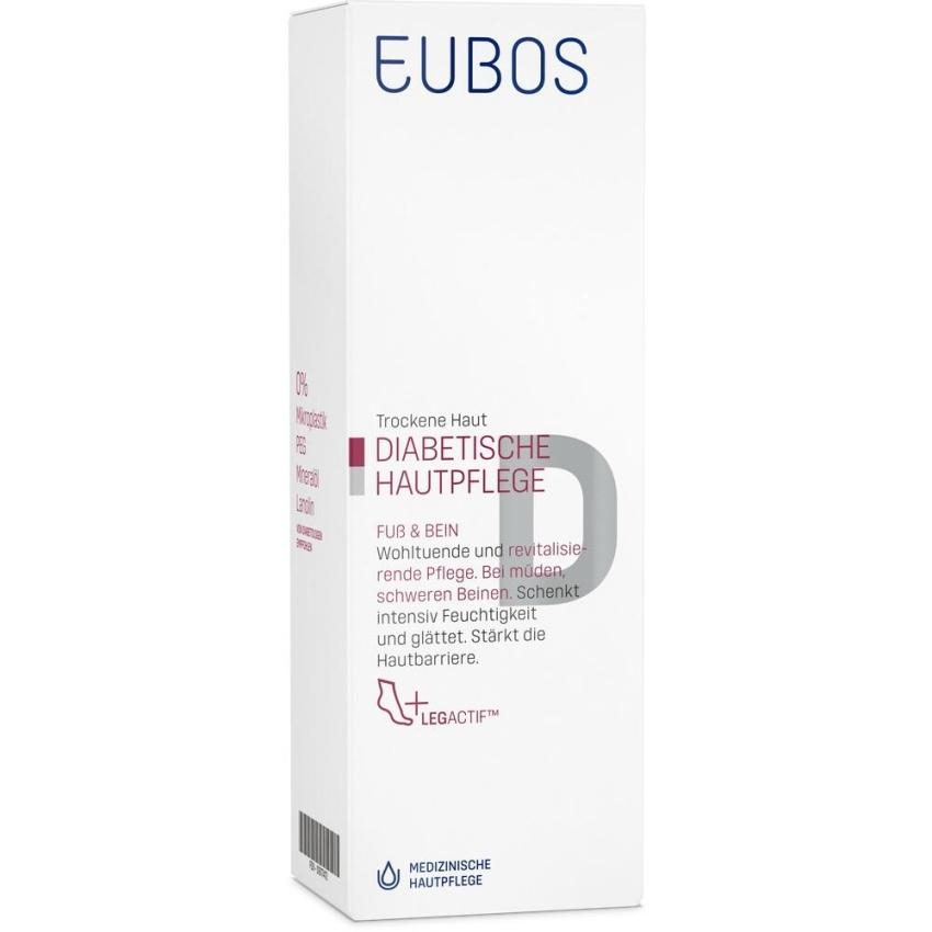 Eubos DIABETISCHE HAUTPFLEGE