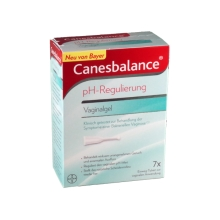 CANESBALANCE VAGINALGEL, 7 x 5 ML