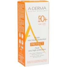ADERMA PROTECT FLUID SPF 50+, 40 ML, 40 ML