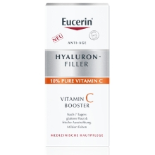 EUCERIN ANTI-AGE HYALURON-FILLER VITAMIN C BOOSTER, 8 ml
