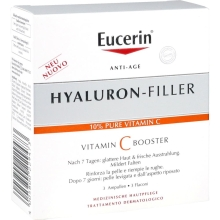 EUCERIN ANTI-AGE HYALURON-FILLER VITAMIN C BOOSTER, 24 ml